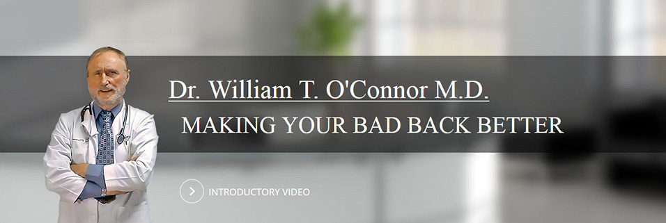 Back Pain O'Connor