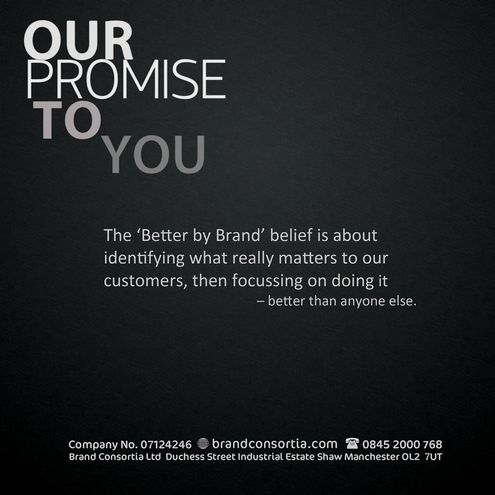Brand Sign Maker Brochure